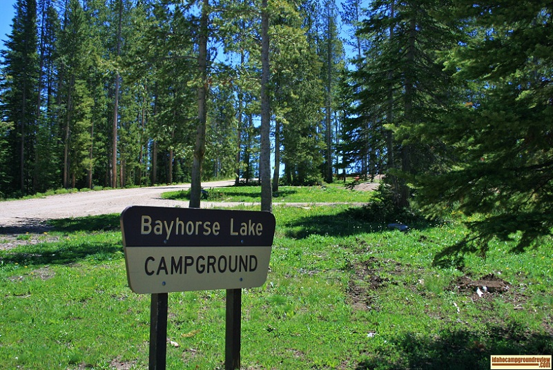 Bayhorse Lake Campground