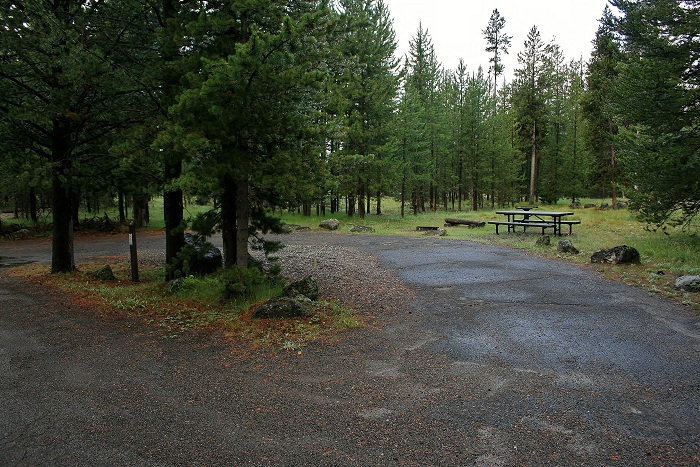 Big Springs Campground