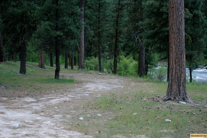Bird Creek Campground  camping, nearby free primitive camping.