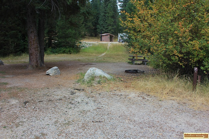 Boiling Springs Campground