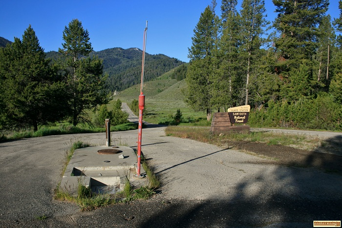 Bowns Campground Facilities Images And Descriptions