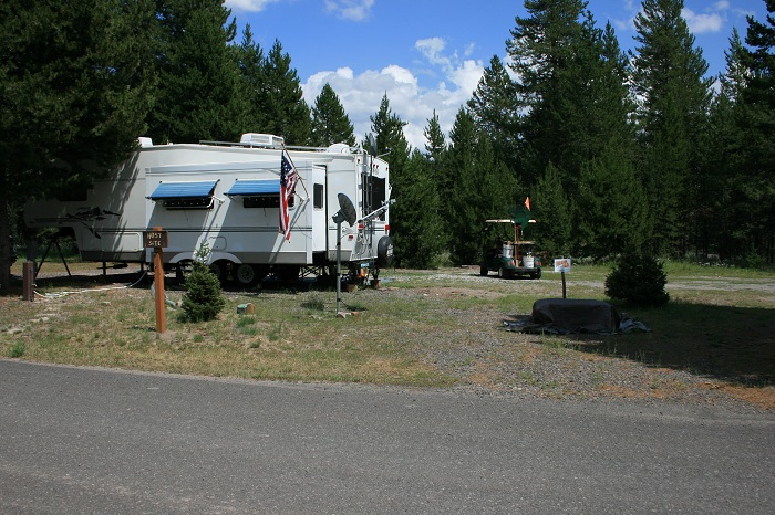 Buttermilk Campground