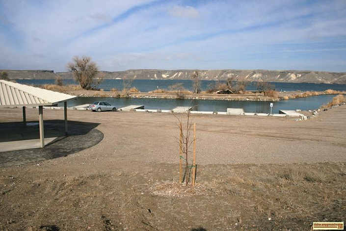 picture of cottonwood park marina