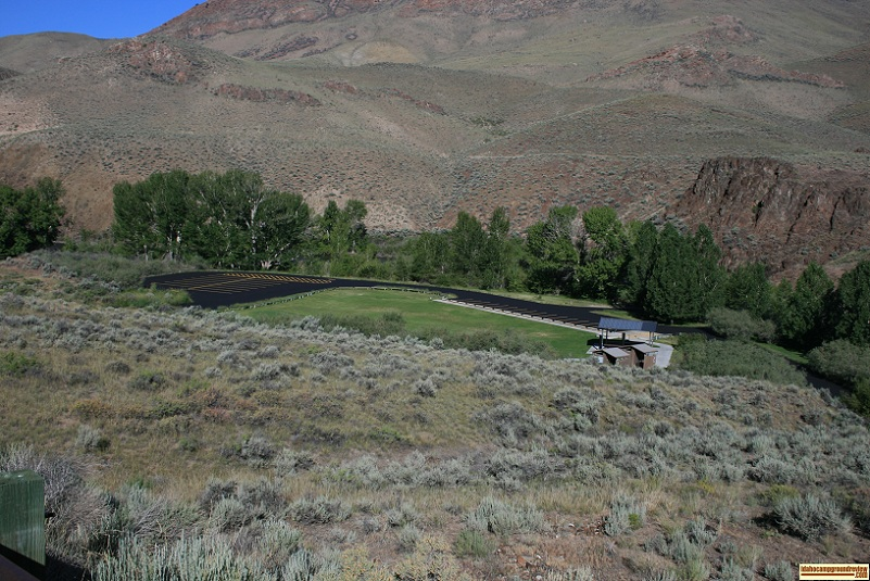Cottonwood Recreation Site overview