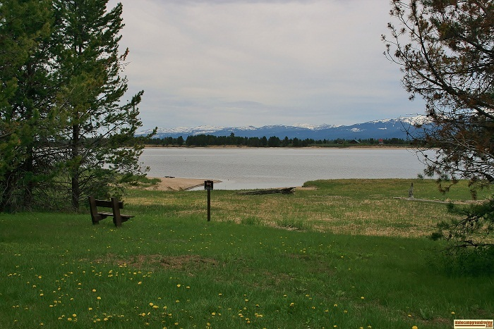 Curlew Campground