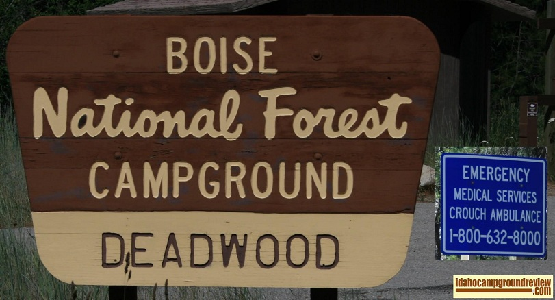 Deadwood Campground