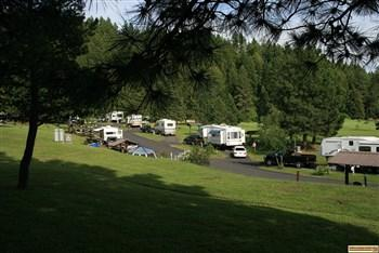 Dent Acres Recreation Site Camping