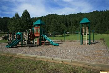 Dent Acres Recreation Site playground