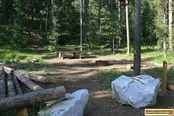 Fir Creek Campground | Camping By The Frank Church