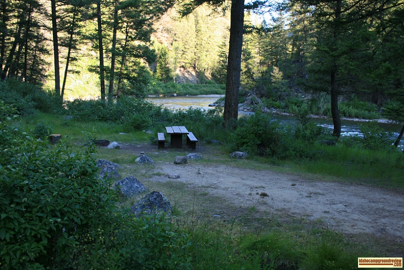 We camped here while at Lower O'Brien Campground.