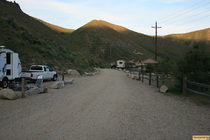 picture of macks creek campground