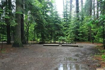 Mudhole Campground | Camping On The Priest River