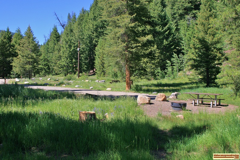 Murdock Campground Sites