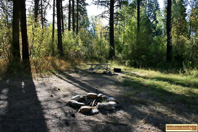 Packer John Campground