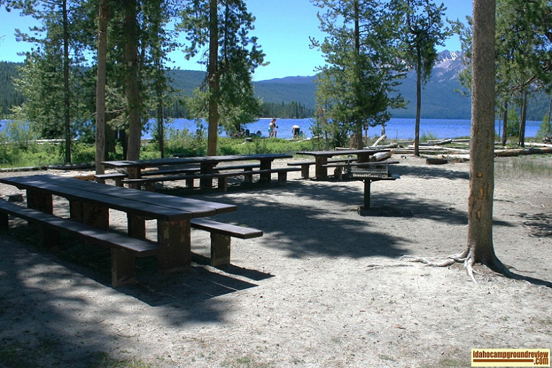 North Shore has picnic sites A, B and C. This is site B. 