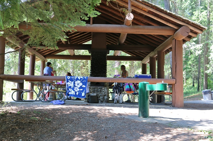 Recreational opportunnities at Round Lake State Park.