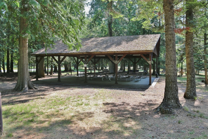 For your group gathering, checkout the pavilion.