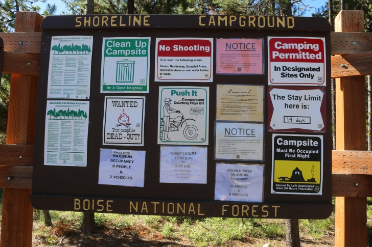 Shoreline Campground