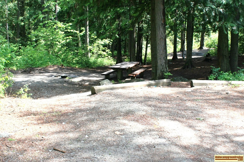 Smith Lake Campground