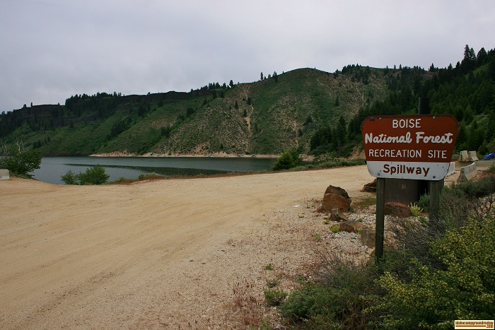 Spillway Recreation Site