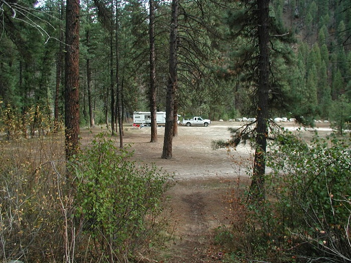 Middle Fork Snowmobile Park