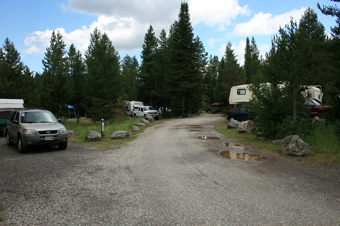 Upper Coffee Pot Campground