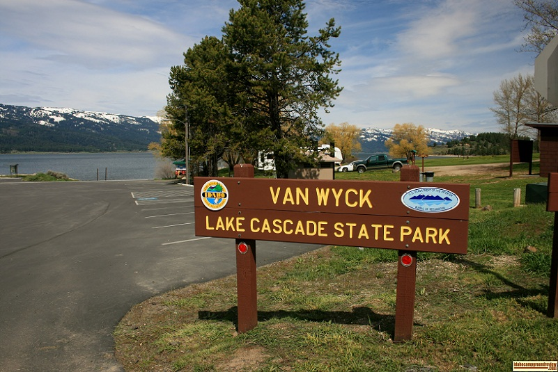 Van Wyck Campground - Lake Cascade State Park
