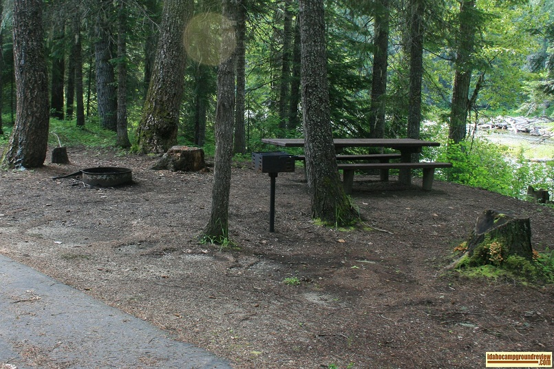 Whitehouse Campground