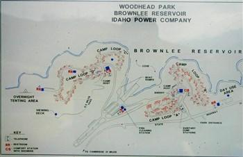 Woodhead Park   Brownlee Reservoir Camping And Fishing