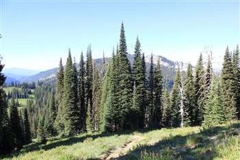 Boulder Lake, Anderson Lake and Rapid Lake Backpack Trip